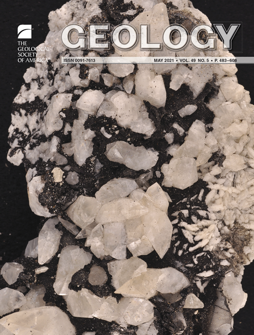 M Geology 49 5 Cover